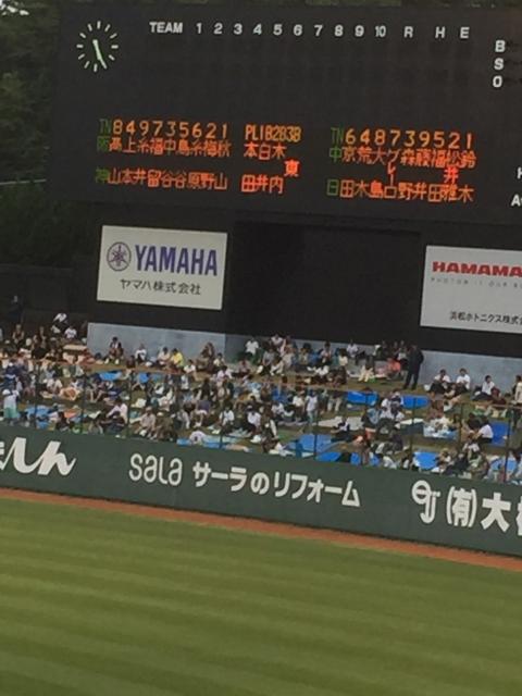 29.6.27 中日阪神3対1鈴木翔太 浜松市営球場 2017-06-27 002
